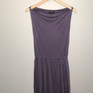 Aritzia | Babaton | Rowan purple maxi dress Medium